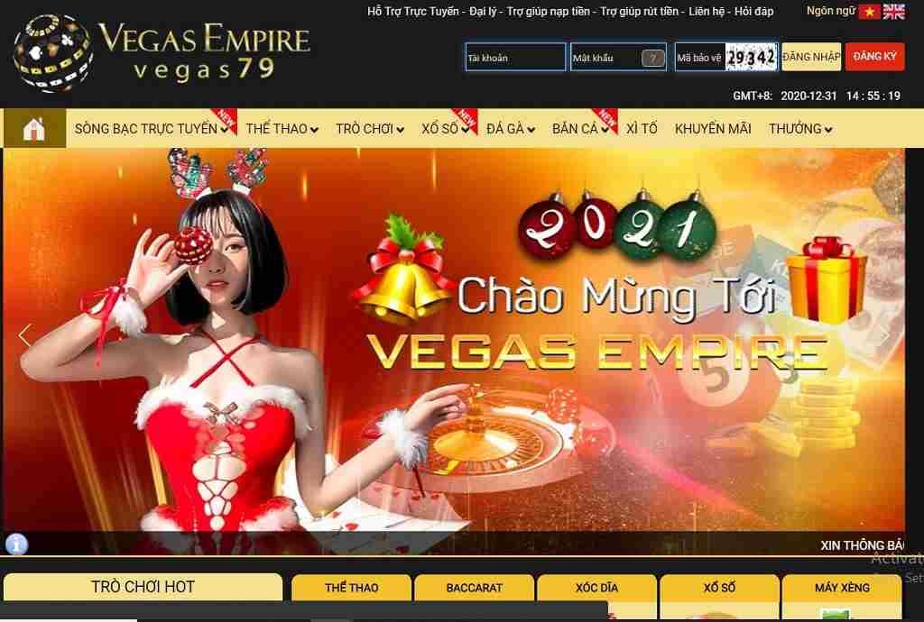 Cá Cược Vegas79 - Link Trực Tiếp Nhà Cái Cá Cược Hàng Đầu