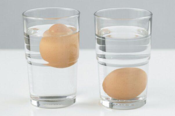 trứng gà ung